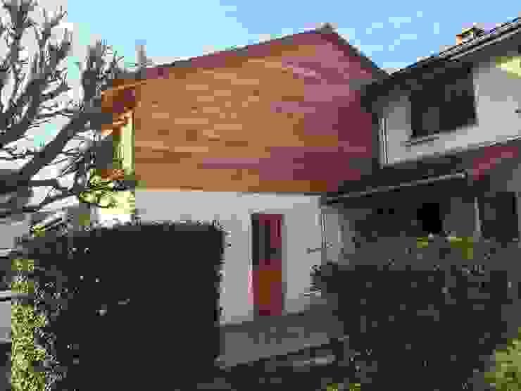 Rénovation Maisons modernes par Amnios Moderne