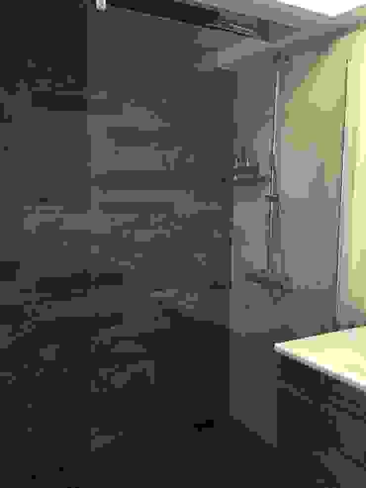 Rénovation Salle de bain moderne par Amnios Moderne