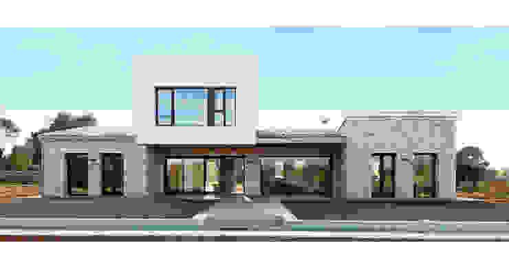 Дома в рустикальном стиле от JAIME SALVÁ, Arquitectura & Interiorismo Рустикальный Камень