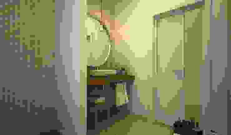 Baños de estilo  por Maqet,