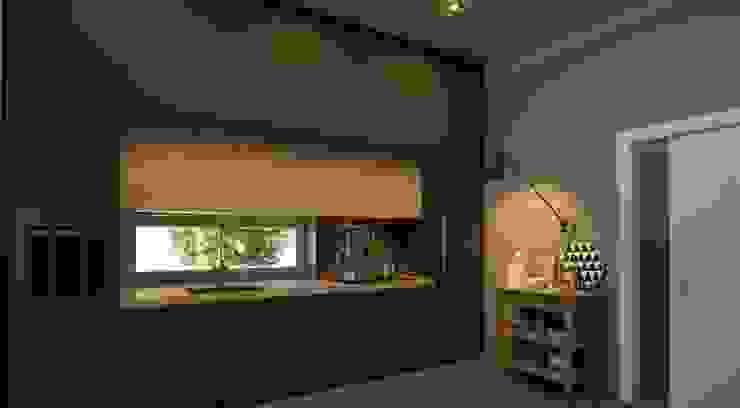 Moradia Cozinhas modernas por Maqet Moderno