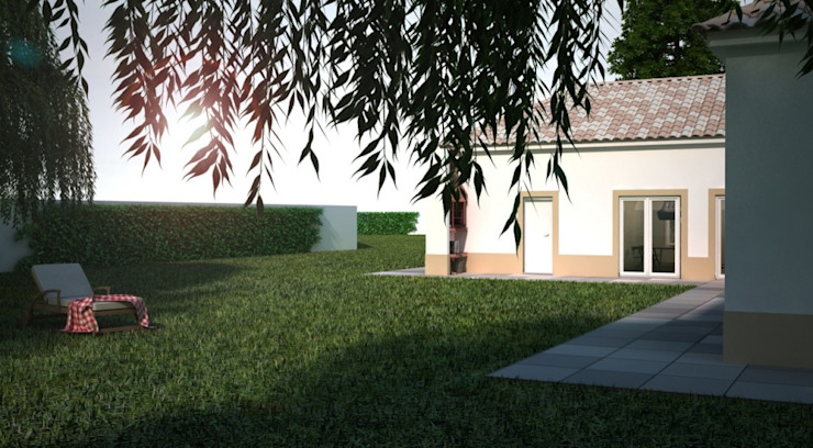 Moradia Casas modernas por Maqet Moderno