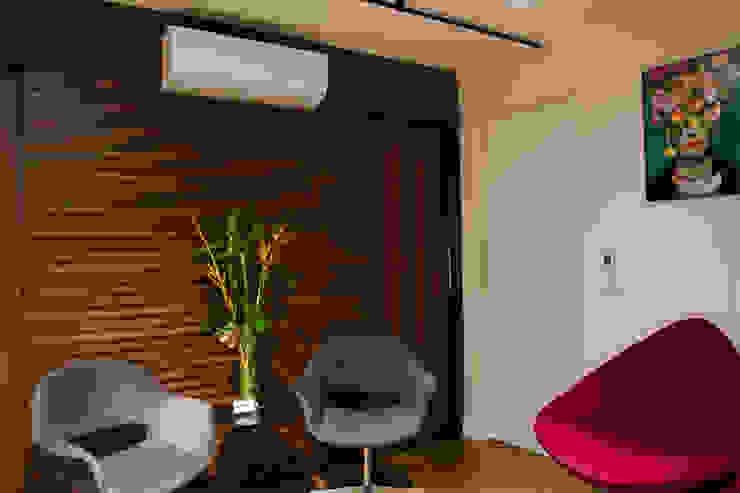 Sala Comercial – Jardim Guedala. Salas de estar modernas por MEM Arquitetura Moderno