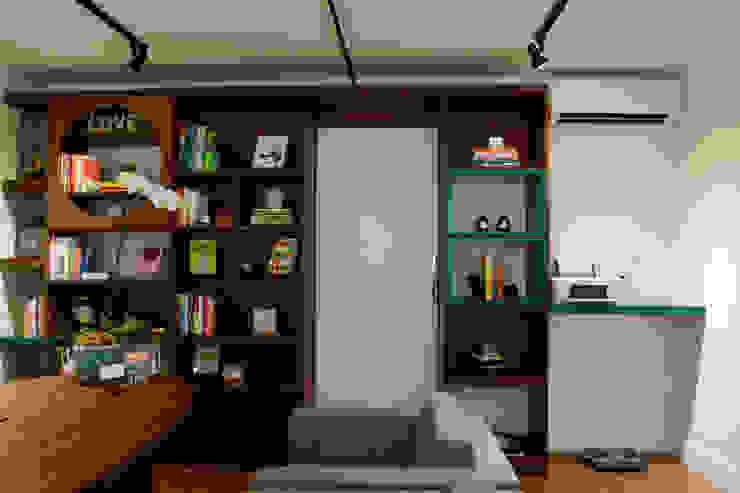 Sala Comercial – Jardim Guedala. Escritórios modernos por MEM Arquitetura Moderno