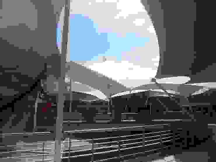 Membranas arquitectonicas de arquitectura sostenible colombia Moderno