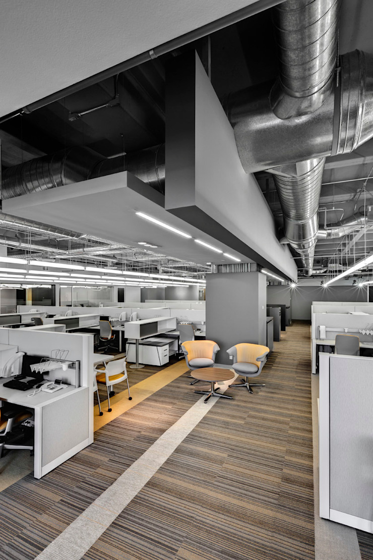 Accesolab Estudios y despachos modernos de usoarquitectura Moderno