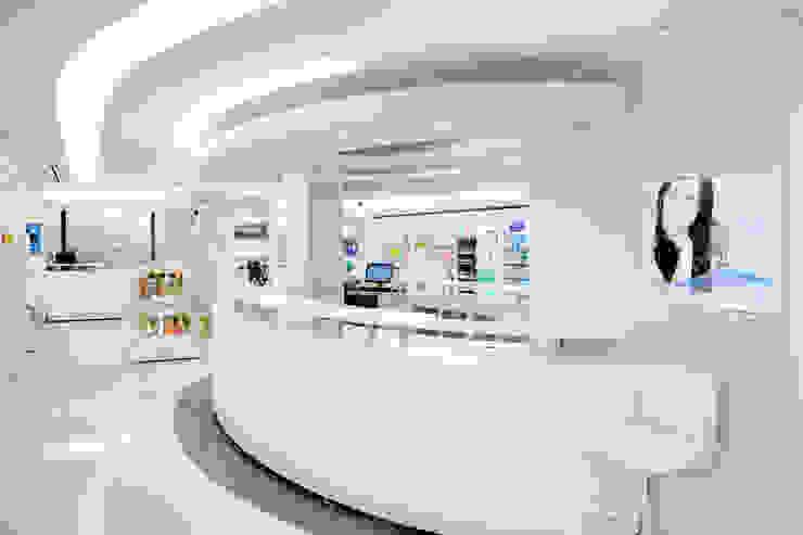 Dermaforum Estudios y despachos modernos de usoarquitectura Moderno