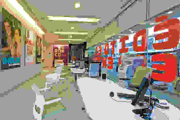 Moderne Arbeitszimmer von usoarquitectura Modern