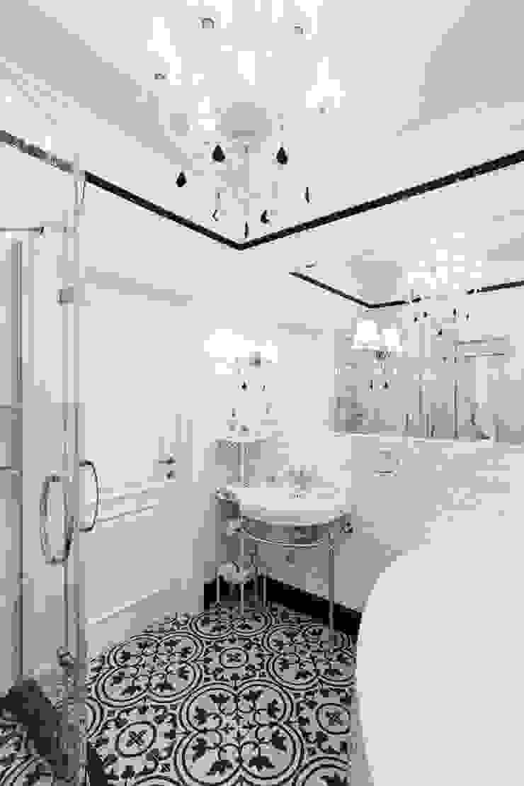 Classic style bathroom by AGRAFFE design Classic