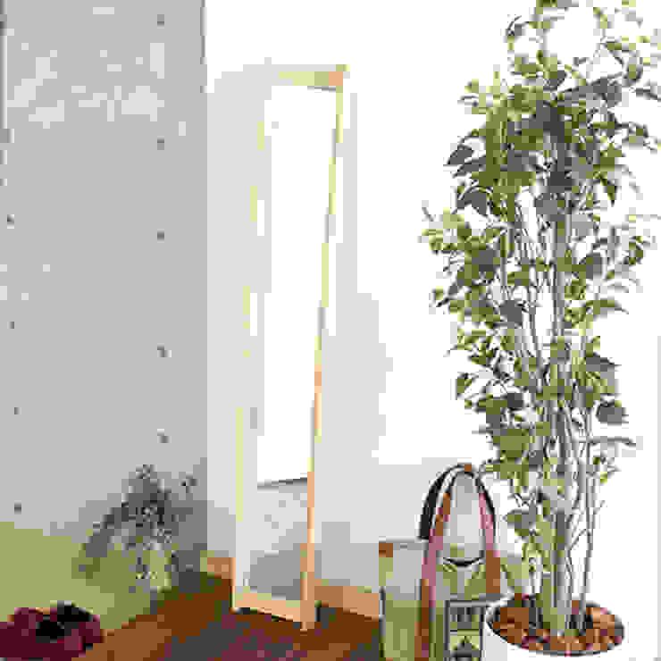 株式会社 大雪木工 Dressing roomMirrors Wood Wood effect