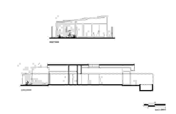 por Imativa Arquitectos Moderno