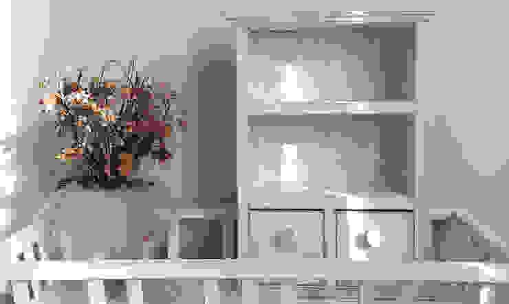 Vintage Dolap – Mini Raf Pons Home Design Rustik Ahşap Ahşap rengi