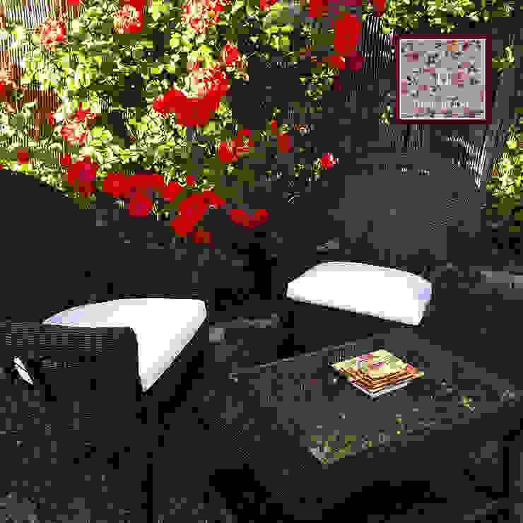 Home by TPD 'El Arte de Recibir en Casa' Jardin classique
