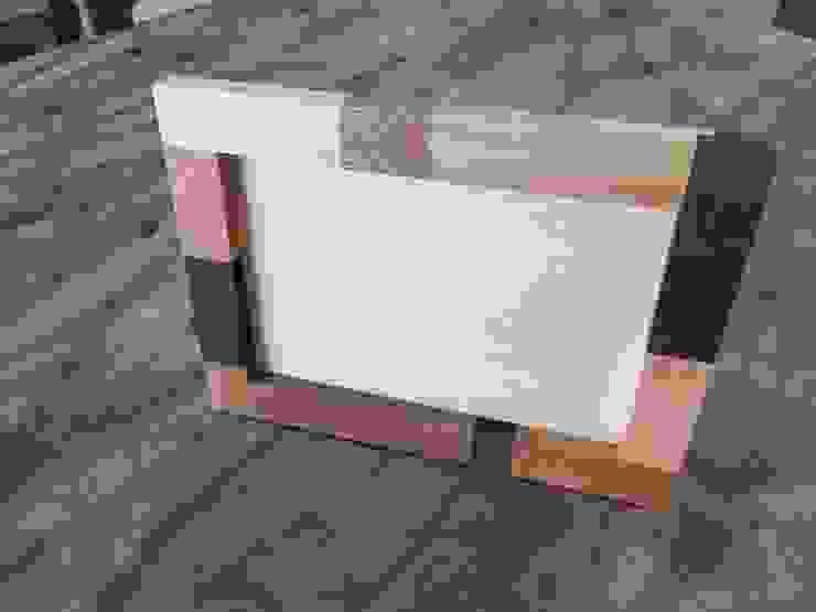 作品: 木の工房KAKUが手掛けた現代のです。,モダン