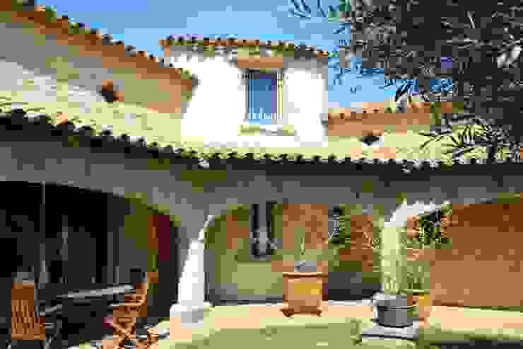 Дома в средиземноморском стиле от BATIR AU NATUREL Средиземноморский Камень
