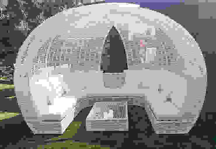 Jardines de estilo  de GRAÇA Decoração de Interiores,