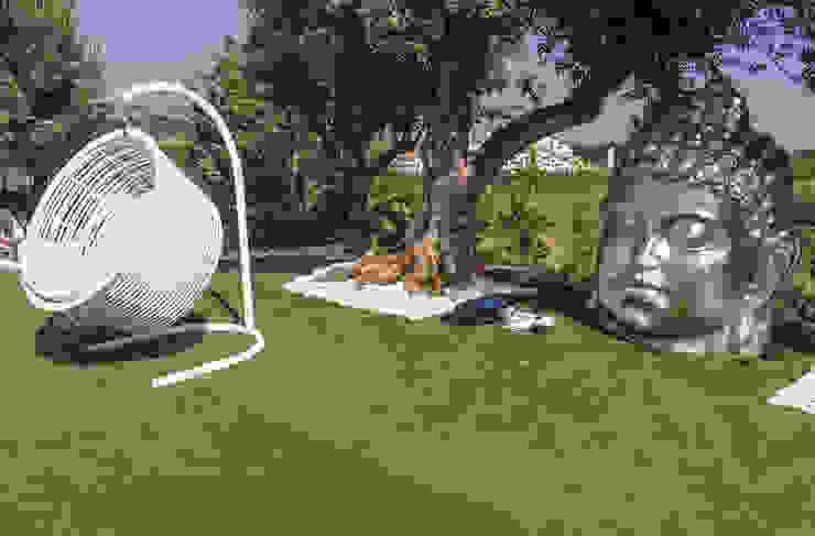 Jardines de estilo moderno de GRAÇA Decoração de Interiores Moderno