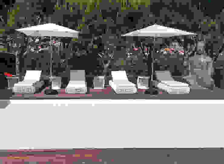 Moderne zwembaden van GRAÇA Decoração de Interiores Modern