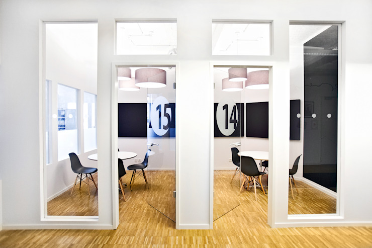 Sabine Oster Architektur & Innenarchitektur (Sabine Oster UG) Modern office buildings