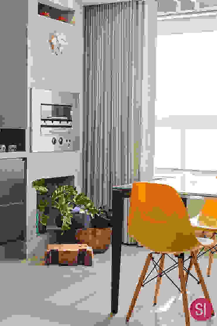 Apartamento CM por Botti Arquitetura e Interiores-Natália Botelho Moderno