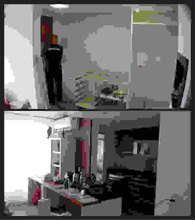Reforma de Apartamento Passo D'areia por 151 office Arquitetura LTDA