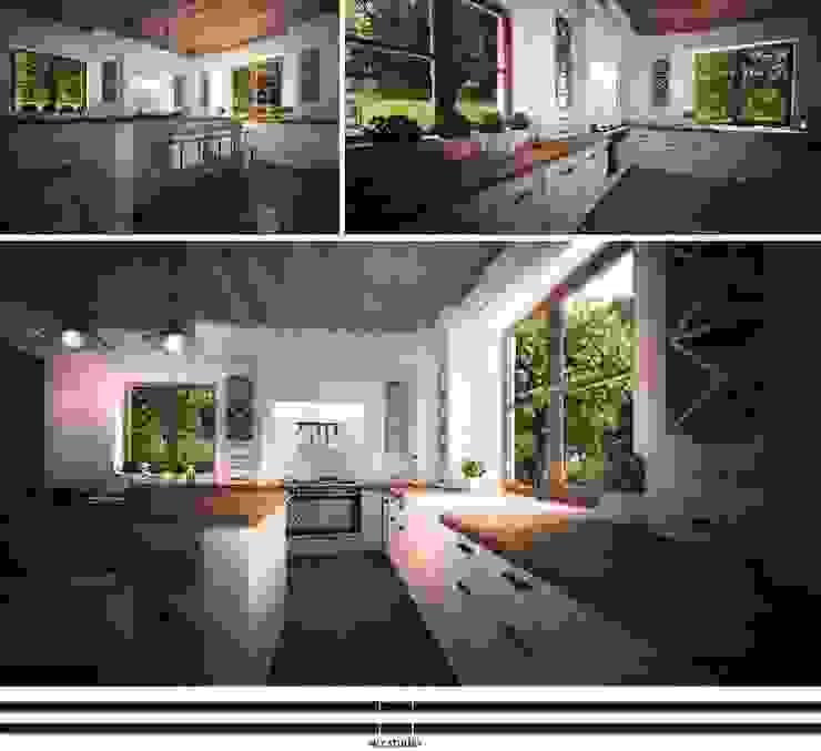 by WZ STUDIO Classic Wood Wood effect