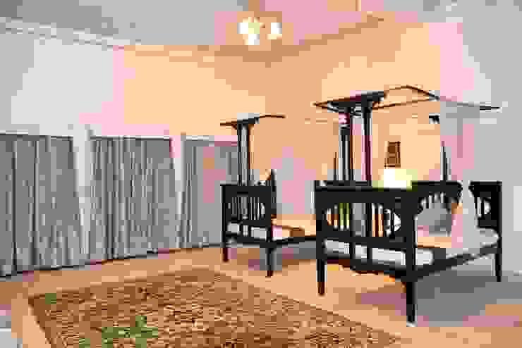 Unchagaon Modern style bedroom by Studio Ezube Modern