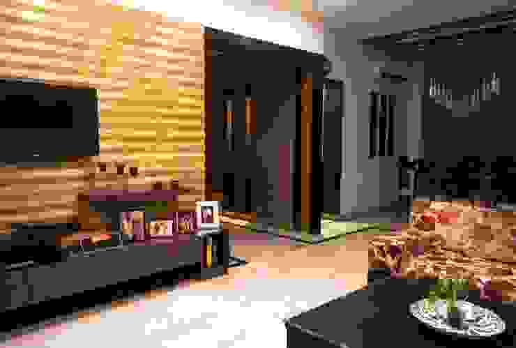 Salas de estar modernas por Studio Ezube Moderno