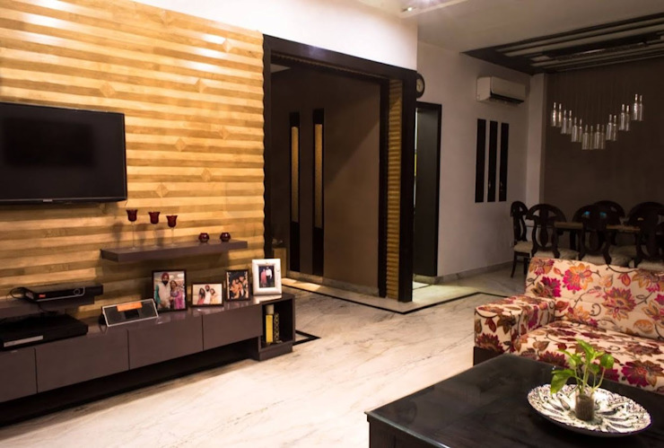 Salas de estilo moderno de Studio Ezube Moderno