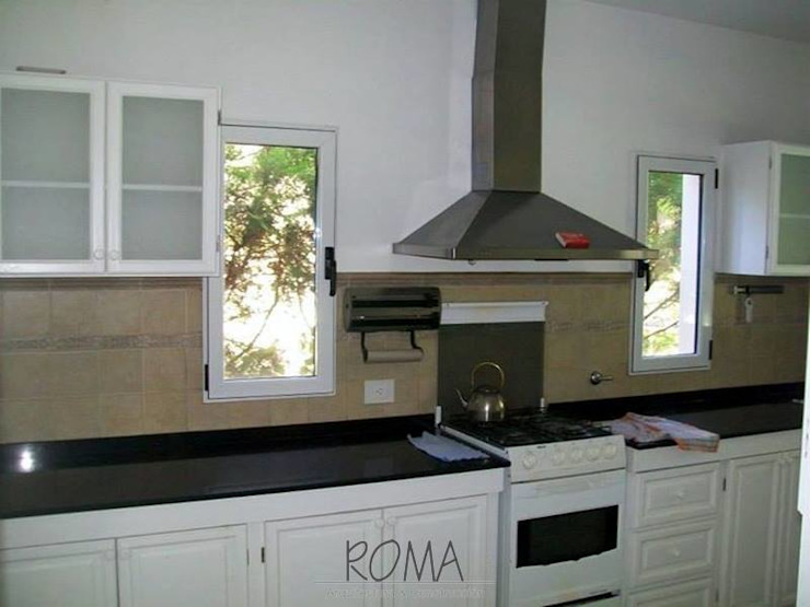 Renovación de Frente, Contrafrente y Cocina de ROMA Arquitectura y Construcción