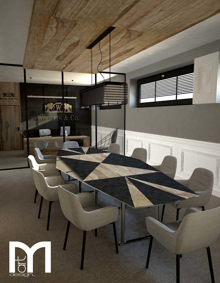 by MART-DESIGN Modern Wood Wood effect