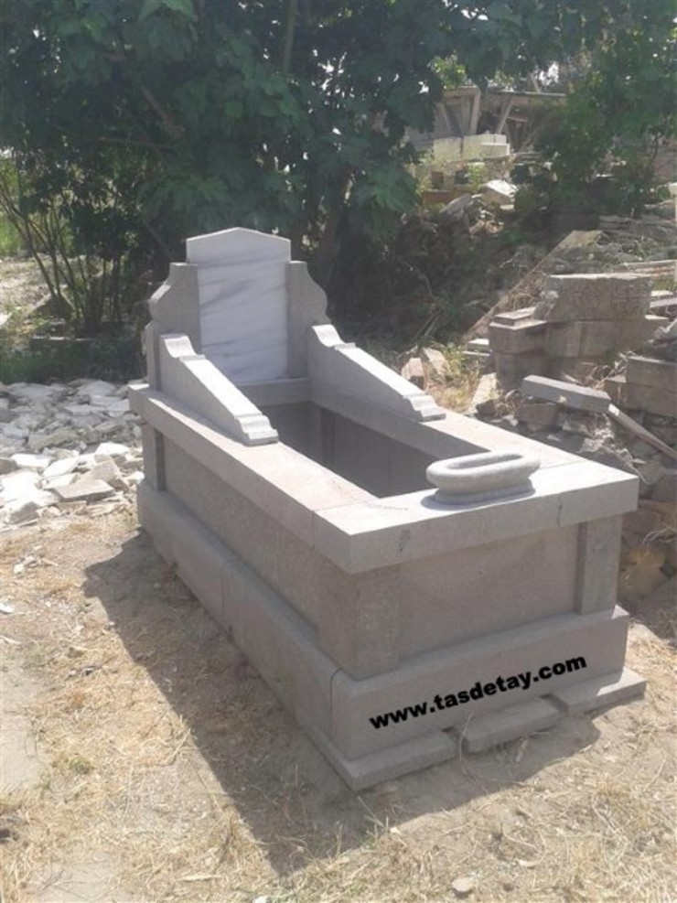 mezar taşı yazıları Taş Detay