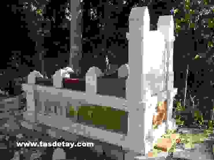 minareli mezar Taş Detay