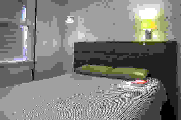 Apartamento em Botafogo Quartos modernos por Ana Adriano Design de Interiores Moderno