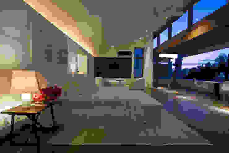 Casa Lunamar Dormitorios modernos de José Vigil Arquitectos Moderno