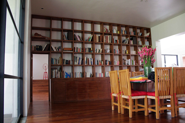 Casa Pedregal Comedores modernos de José Vigil Arquitectos Moderno