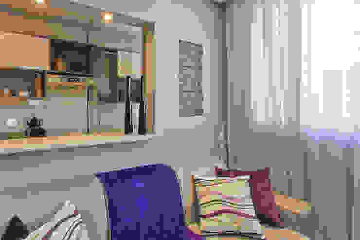 Apartamento Decorado Porto Mediterrâneo por Débora Campos Arquiteta Moderno