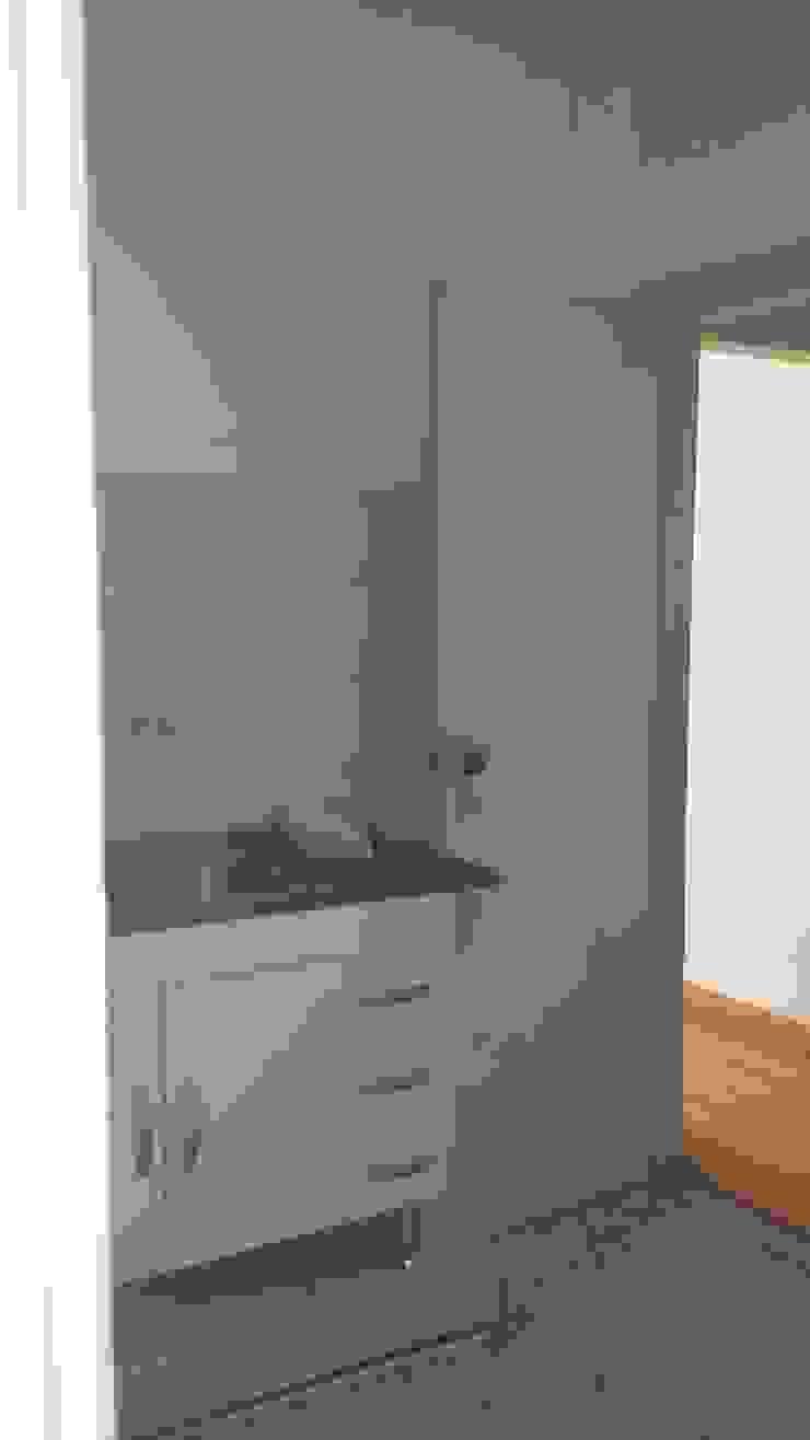A cozinha por Ana Adriano Design de Interiores Moderno