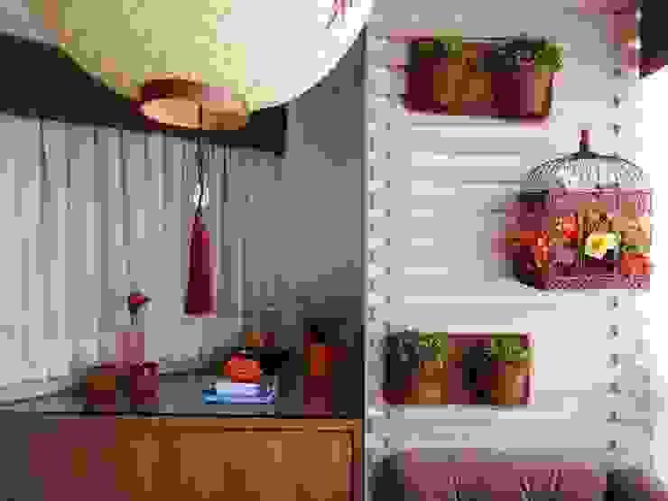 من Ponta Cabeça - Arquitetura Criativa أسيوي MDF
