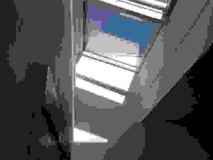 Eclairage naturel zénital de la nouvelle annexe Bureau classique par Bureau d'Architectes Desmedt Purnelle Classique