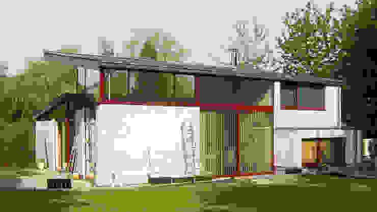 Дома в . Автор – VORTEX atelier d'architecture