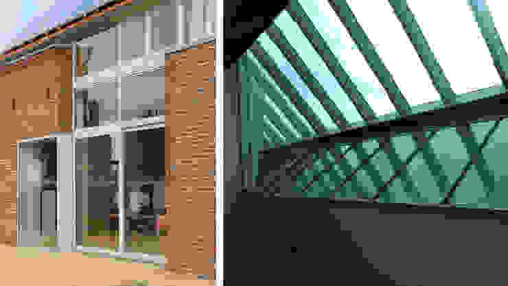 Habitation RMS Maisons modernes par VORTEX atelier d'architecture Moderne