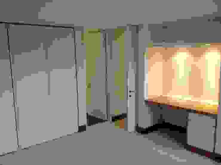 AMR ARQUITECTOS Modern Bedroom