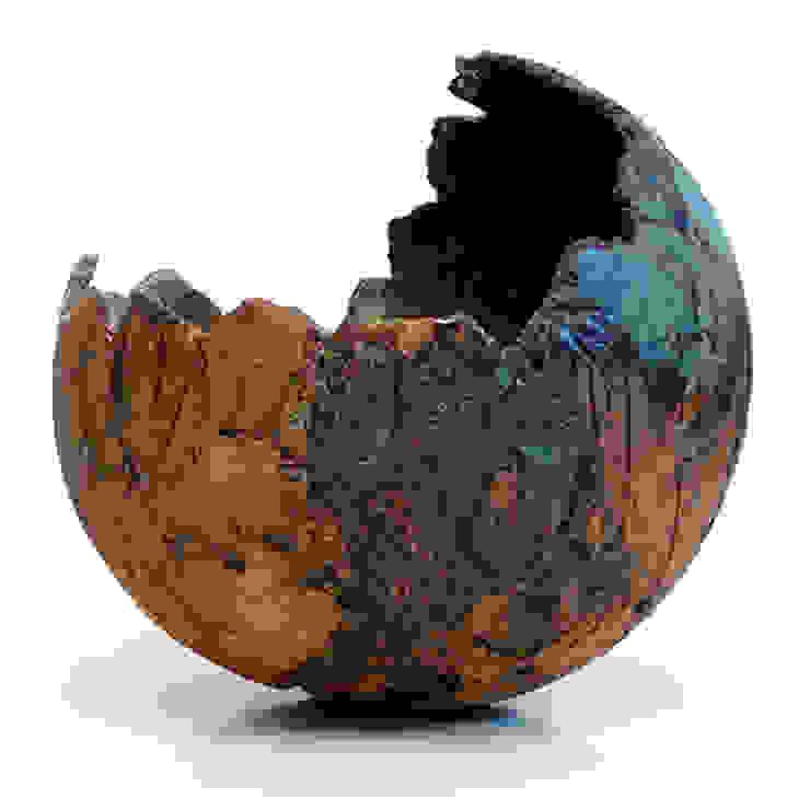 Nathalie Landot 藝術品其他藝術物件 陶器 Blue