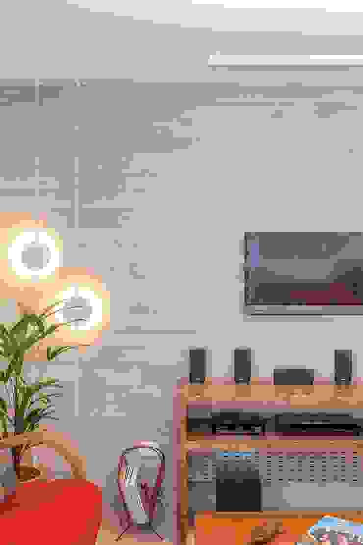 by Nautilo Arquitetura & Gerenciamento Modern Concrete