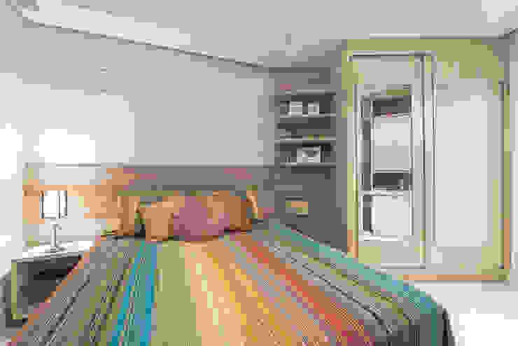 Bedroom by Locus Arquitetura