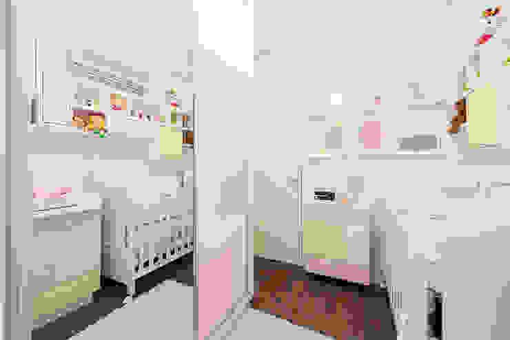 Детские комнаты в . Автор – Locus Arquitetura,