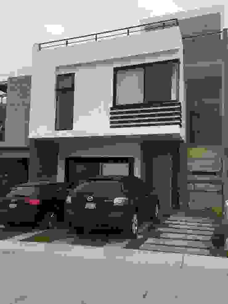 VALLE IMPERIAL Casas modernas de Arki3d Moderno