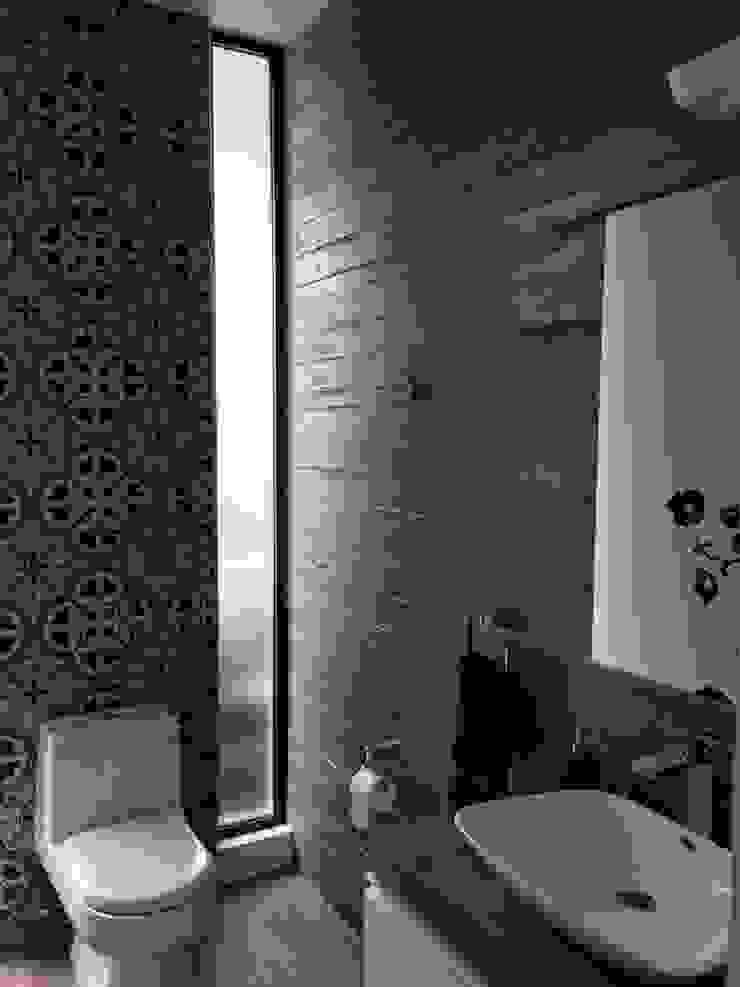 Modern bathroom by Arki3d Modern