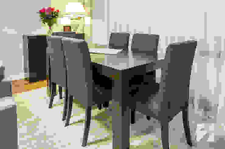Stół do salonu wykonany z płyty laminowanej od 3TOP Nowoczesny Płyta wiórowa